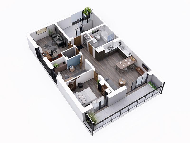 3D-rzuty-mieszkanie-nr-2