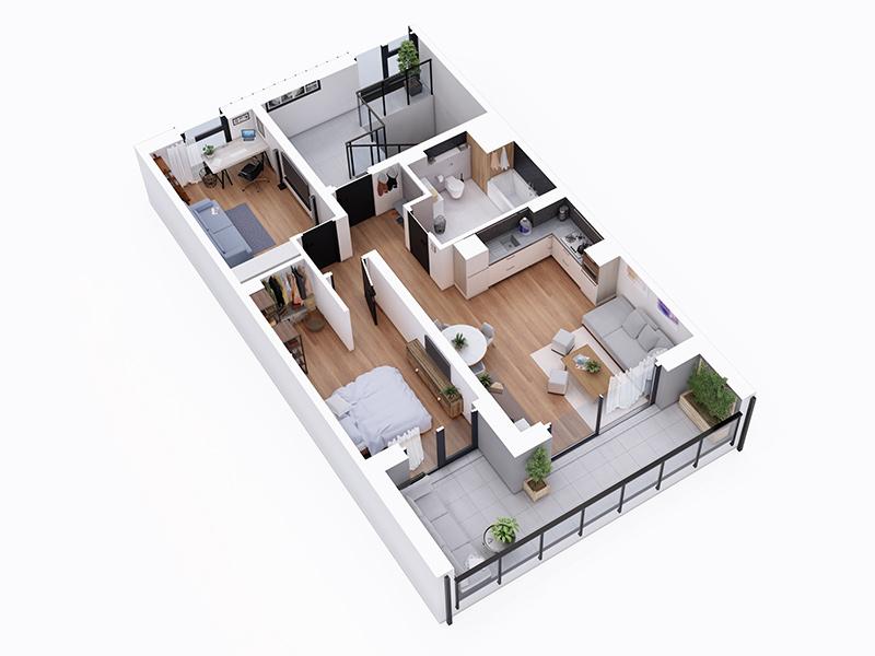 3D-rzuty-mieszkanie-nr-4